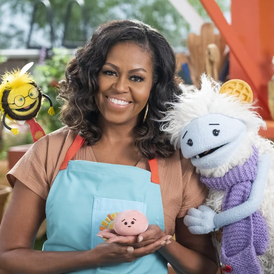 Michelle Obama's Netflix Show Waffles and Mochi | Photos