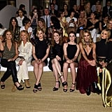 You'll Find Haley Sitting Front Row at Fashion Week