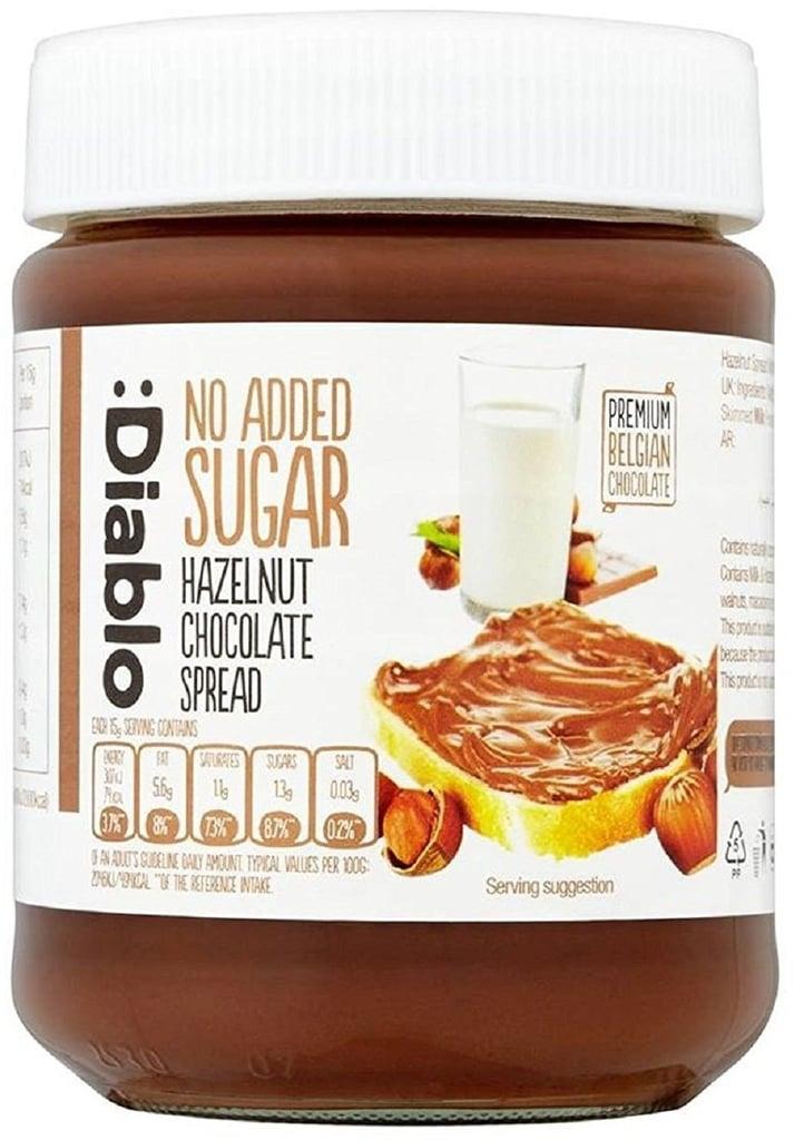 Diablo No Added Sugar Hazelnut Chocolate Spread