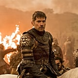 When Jaime Lannister Literally Sets the Place on Fire With His Good Looks