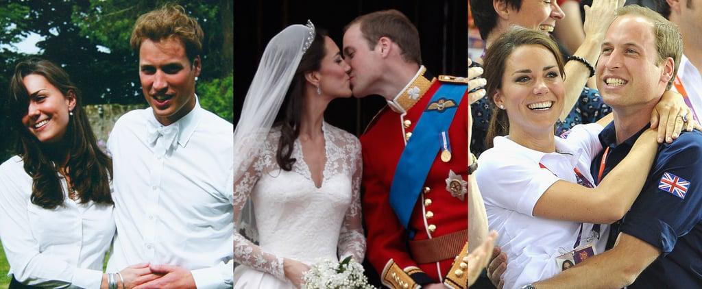 Prince William and Kate Middleton Relationship Timeline