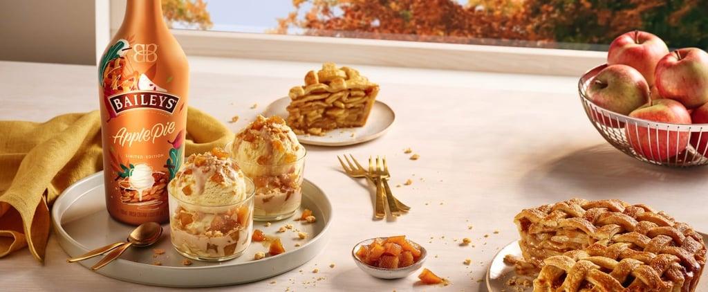 Baileys's New Limited-Edition Apple Pie Irish Cream Liqueur
