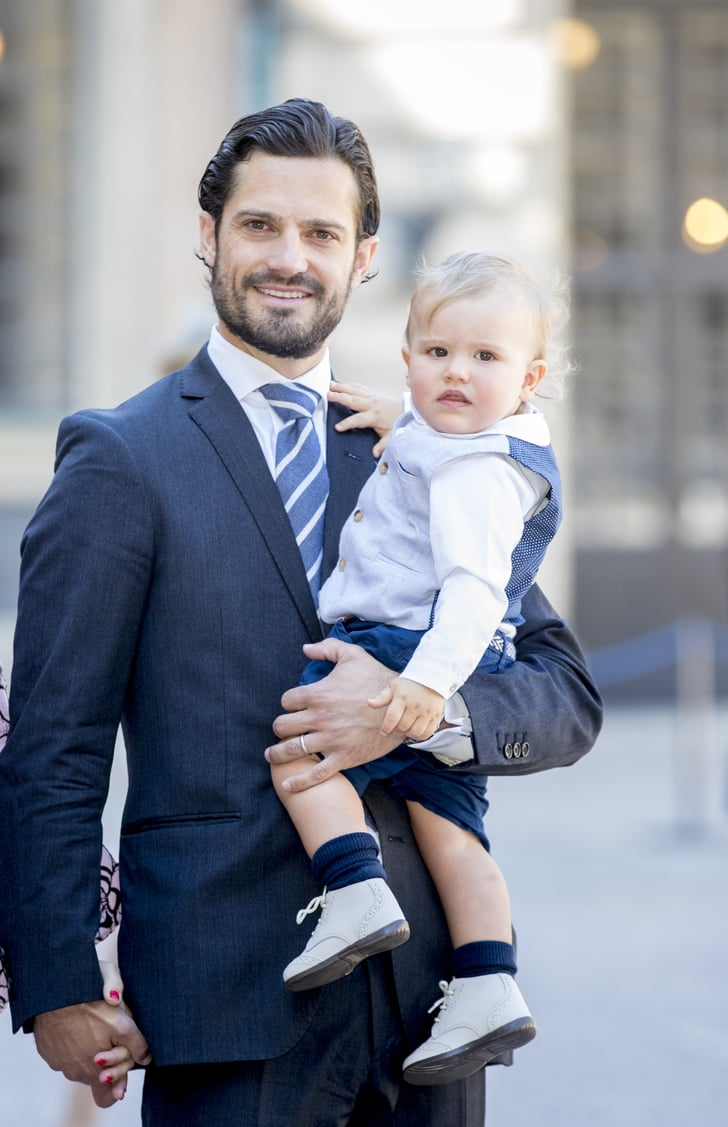 Princess Sofia And Prince Carl Philip Family Pictures