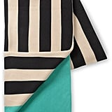 Oliver Bonas Bumble Stripe Knitted Throw