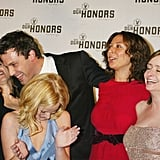 Ben Affleck Cracking Up the SNL Ladies