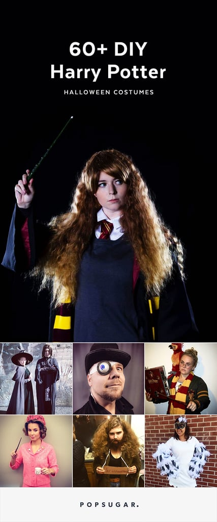 Diy harry potter costumes popsugar smart living uk diy harry potter costumes solutioingenieria