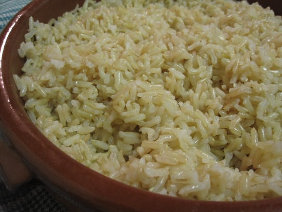 Easy No-Fail Recipe For Brown Rice