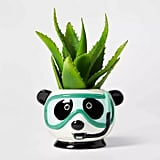 Panda Outdoor Patio Planter