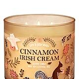 Bath & Body Works Cinnamon Irish Cream 3-Wick Candle