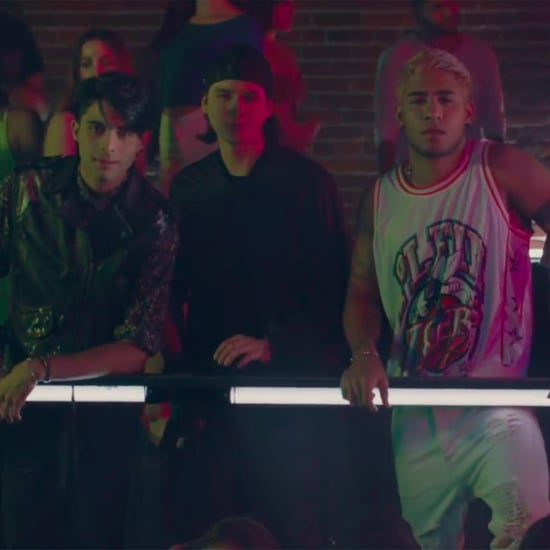 "CNCO and Little Mix ""Reggaeton Lento"" Remix"