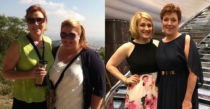 Mother Daughter Weight-Loss on Weight Watchers | POPSUGAR ...