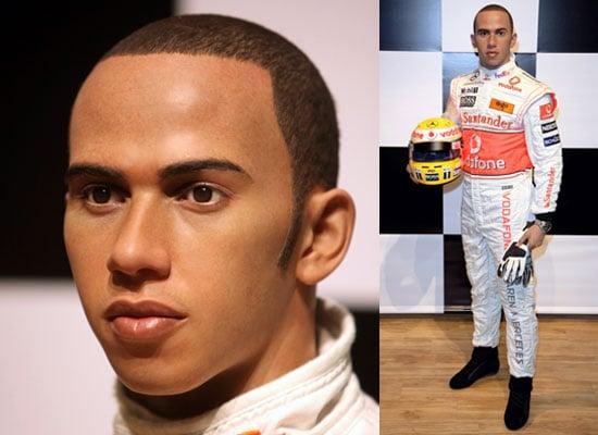 18/03/2009 Lewis Hamilton Waxwork