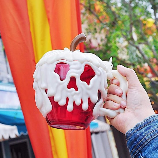 Poison Apple Stein Mugs at Disneyland