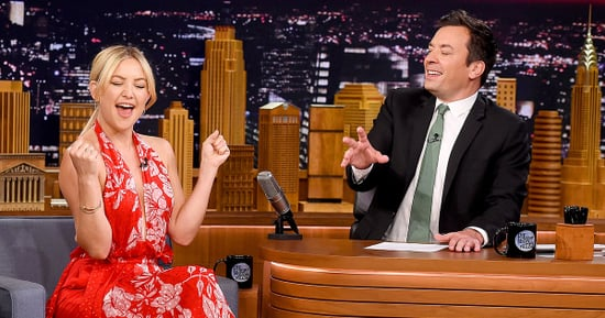 Kate Hudson Crushes En Vogue's 'Hold On' With Jimmy Fallon, Wants to Make an Album