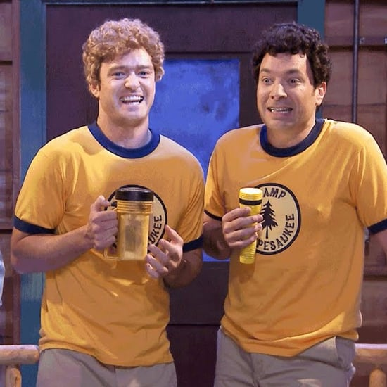 Justin Timberlake and Jimmy Fallon Camp Sketch October 2016