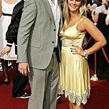 2007: Hamish Blake and Anna Jennings-Edquist
