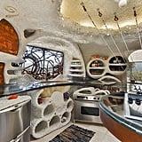 Real-Life Flintstone House
