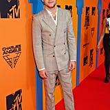 Niall Horan at the MTV EMAs 2019