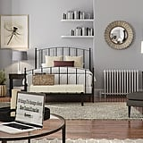 Sex and the City-Inspired Transitional-Style Bedroom