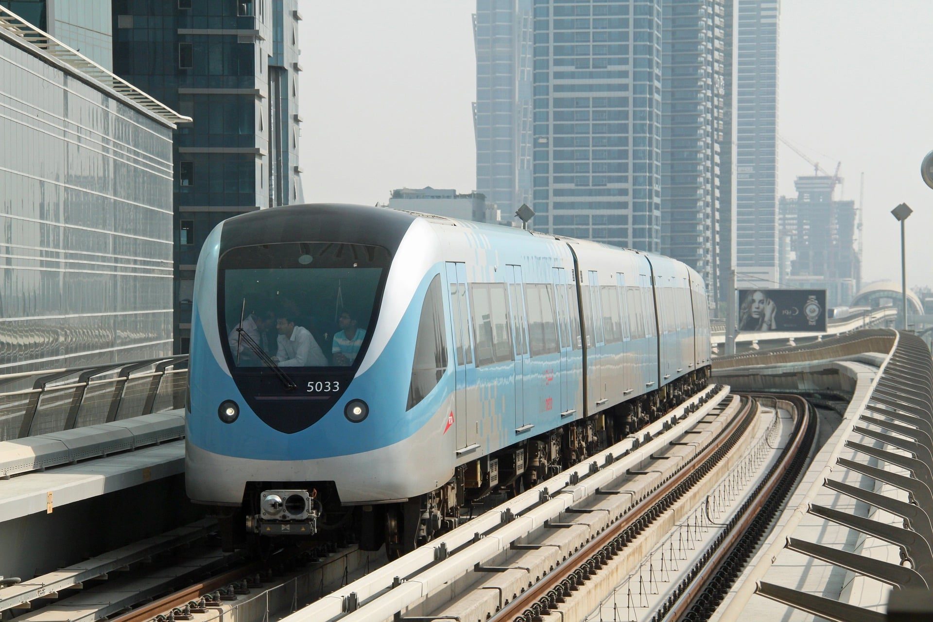 Pixabay | The Dubai Metro