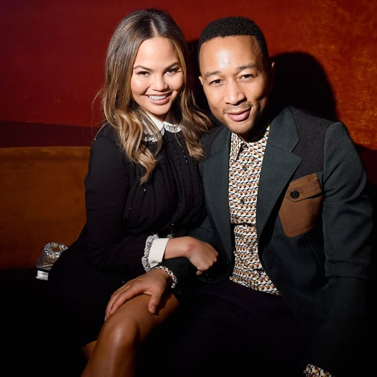 Chrissy Teigen Interview About Luna and Miles 2019