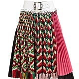 The Mixed Media Skirt