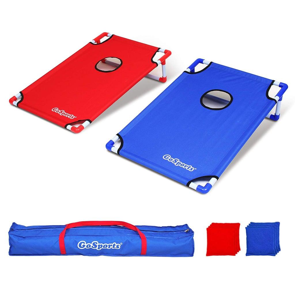 Portable Cornhole Toss Game Set