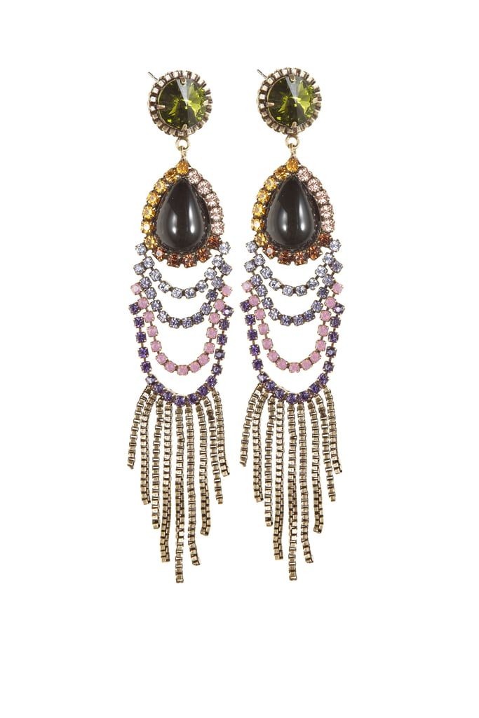 Calypso Loves Dannijo Valerija Earrings ($425)