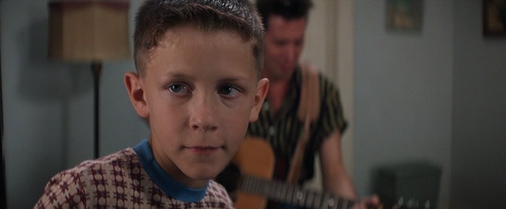 Young Forrest Gump: Then