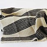 Wool Blanket Throw