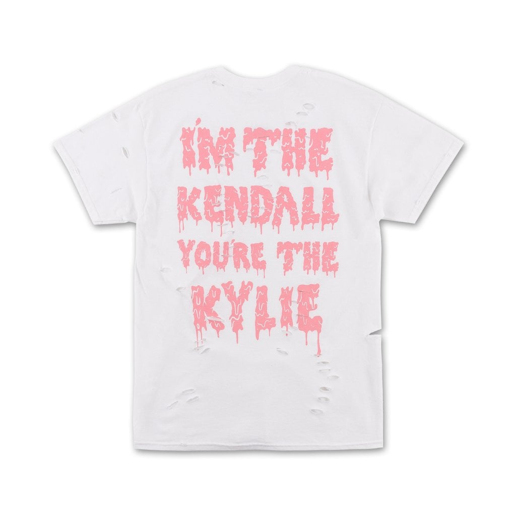 Kendall and Kylie Distressed Tee ($45)