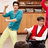 Glee's Harry Shum Jr. and Kevin McHale Want to Hang Out With You