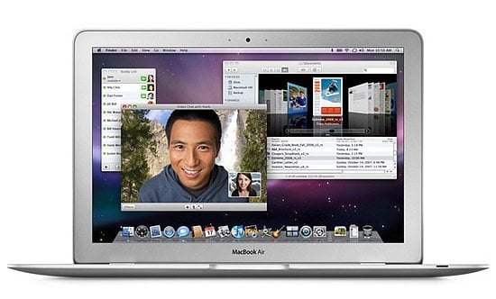 The MacBook Air Debuts