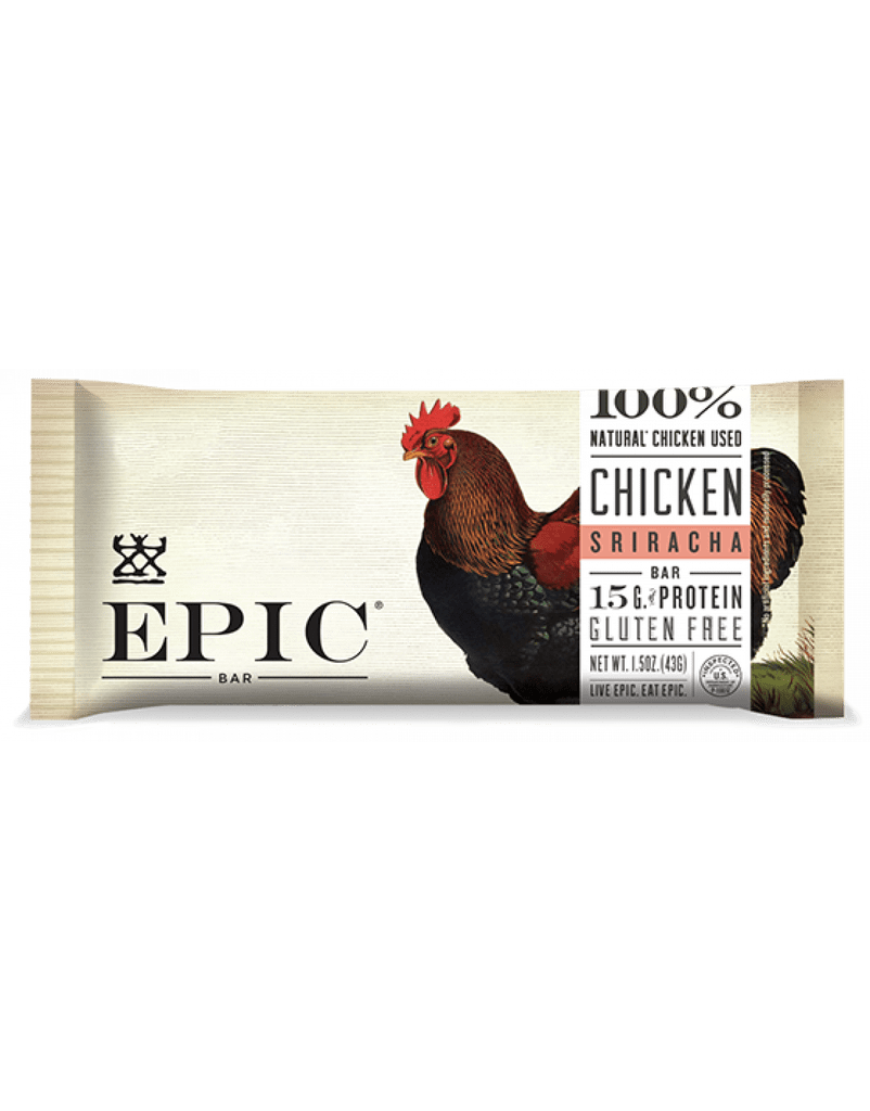 Epic Chicken Sriracha Bar