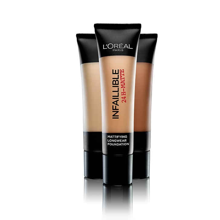 L'Oréal Paris Infallible Matte Foundation, $29.95