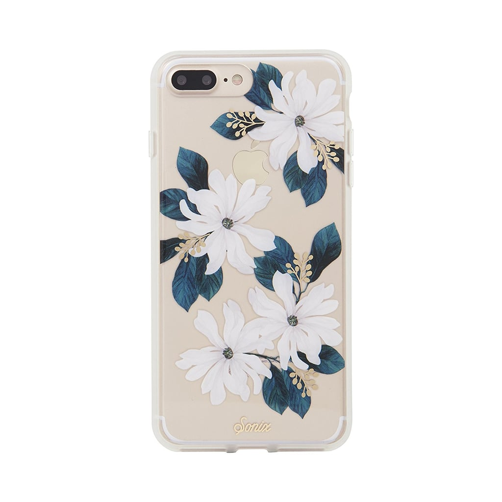 She'll be obsessed with the dreamy quality of the Sonix White Delila iPhone Case ($35).