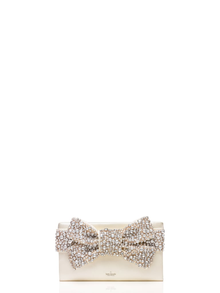 Kate Spade Wedding Belles Lucinda Clutch ($599)