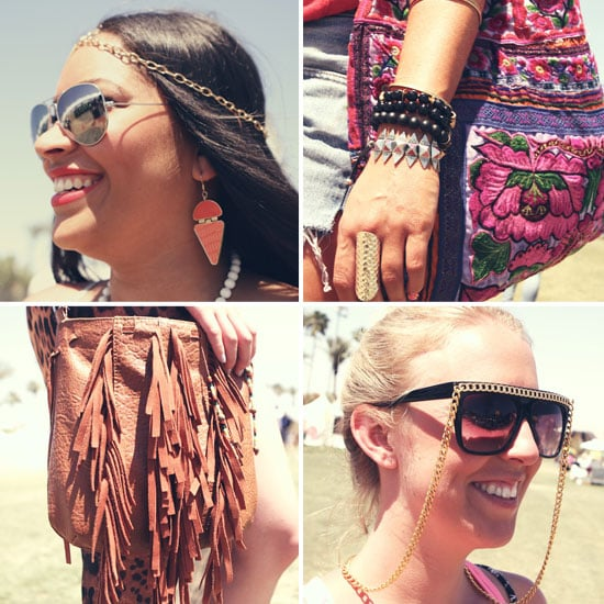 Coachella's Best Accessories — Over 40 Snaps of the Coolest Bags, Shoes, and Festival Jewels