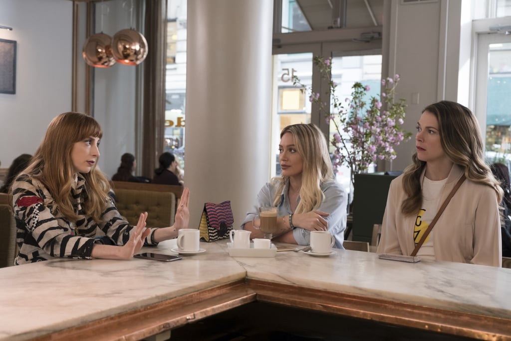 Here's Your First Look at Season 4 of Younger! (Can You Tell We're Keen?)