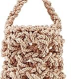 Rejina Pyo Sylvia Woven Satin Shoulder Bag ($602.45)