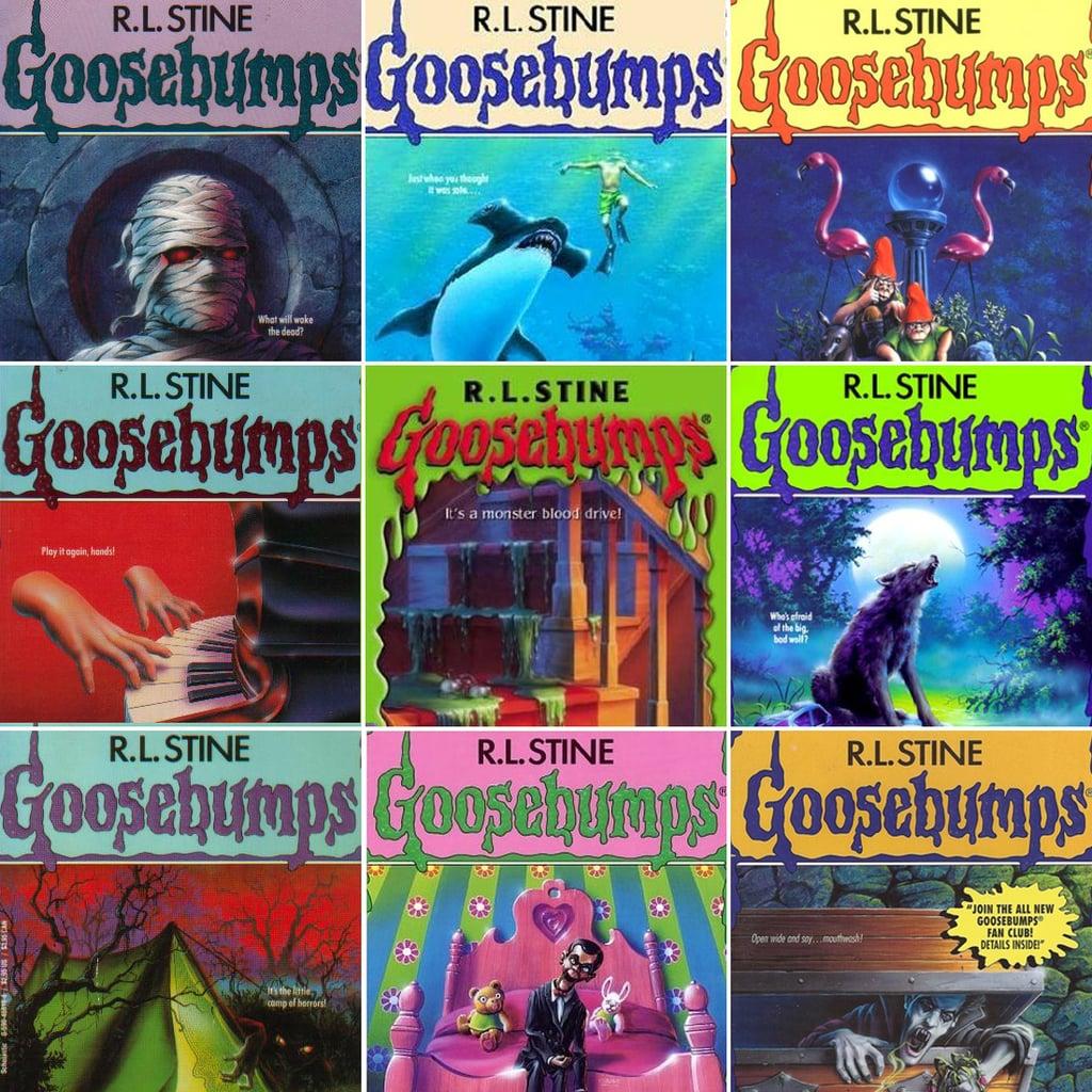 How Many Goosebumps Books Have You Read Quiz Popsugar Entertainment