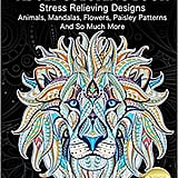 Adult Colouring Book: Stress Relieving Designs