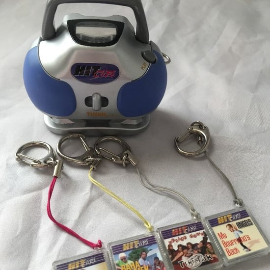 Nostalgic Products From Claire's