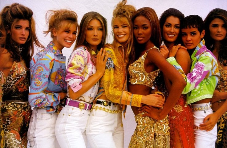 Resultat d'imatges de fashion in the 90's