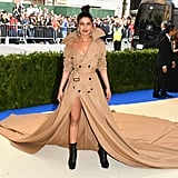 Priyanka Chopra Wore a Ralph Lauren Coat to the Met Gala