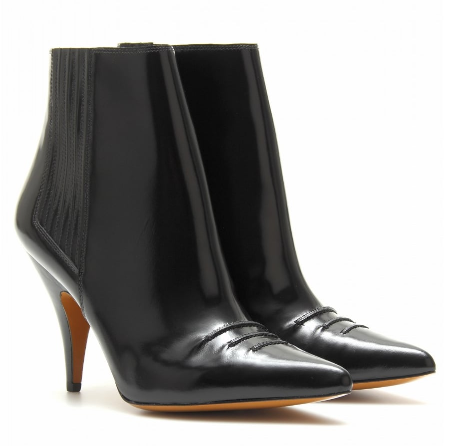 These 3.1 Phillip Lim Delia Chelsea Booties ($345, originally $575) will last you season after season, plus the heel is not too high.