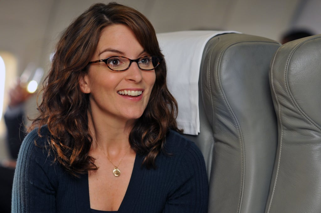 39ab1e2167 Tina Fey and her alter ego Liz Lemon have brown hair
