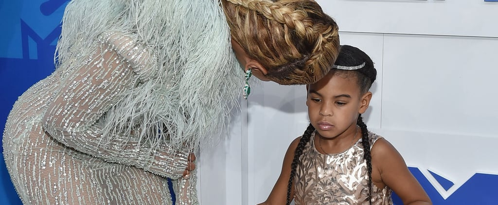Blue Ivy Wanted Absolutely Nothing to Do With the VMAs, and the Internet Was Here For It