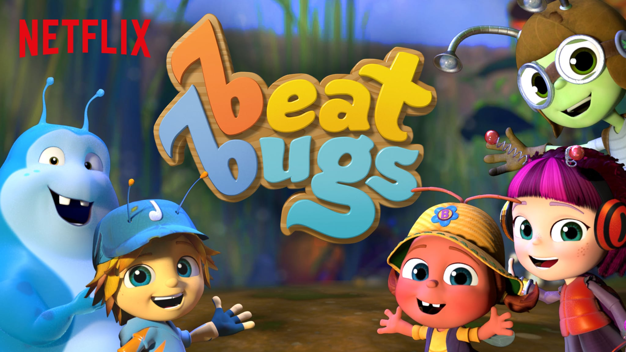 Beat Bugs | Get Excited For These Netflix Original Series For Kids