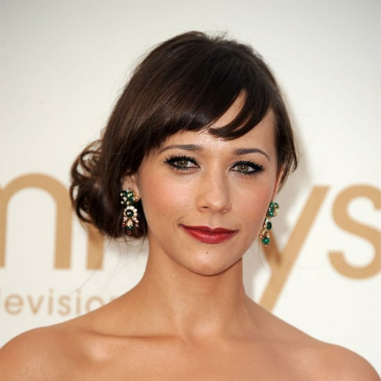 Rashida Jones's Hair Tips